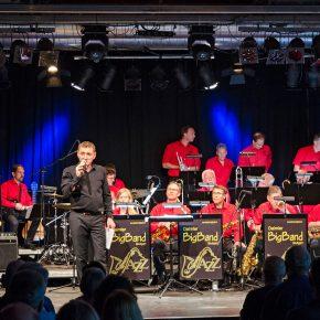 Jazz-Konzert im Tübingen Sudhaus 2018