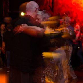 Tanzen im Jazz-Club