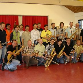 Workshop mit Bob Mintzer 2018