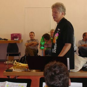 Workshop Bob Mintzer