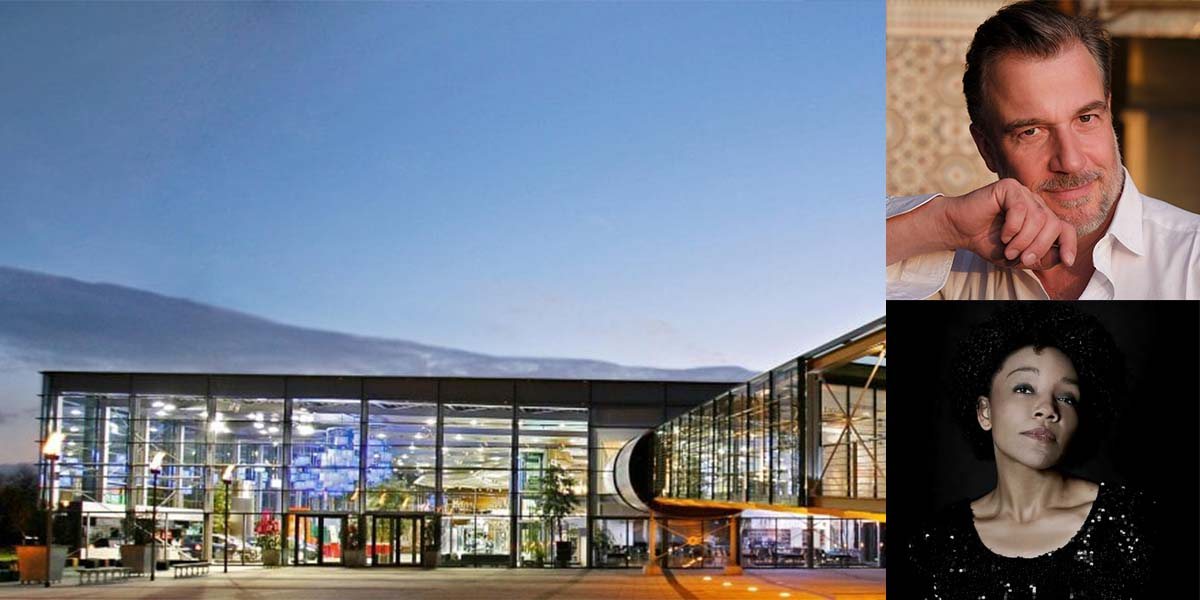 Jubiläumskonzert, Rastatt: Daimler Bigband mit Marc Marshall & Fola Dada